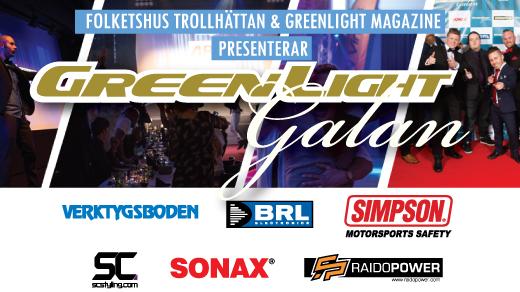 Bild för GreenLight Galan 16/11, 2019-11-16, Apollon, Folkets Hus Kulturhuset