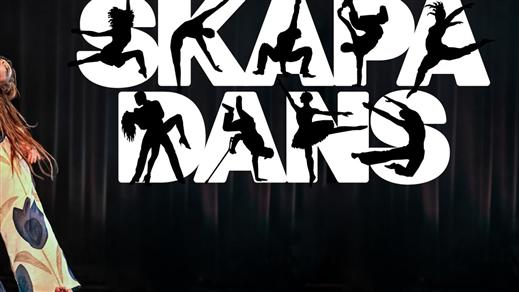 Bild för SKAPA DANS PROD, 2021-10-10, Konsertsalen i Spira