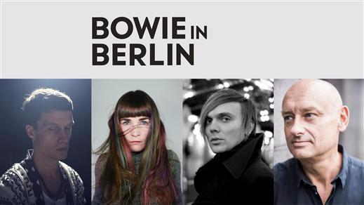 Bild för Bowie in Berlin, 2019-10-05, UKK - Stora salen
