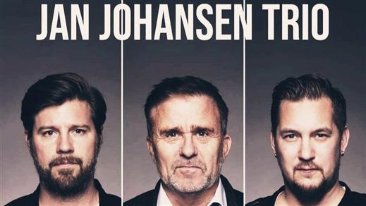 Bild för Jan Johansen Trio på John Scotts Kopparberg, 2020-10-10, John Scotts Kopparberg