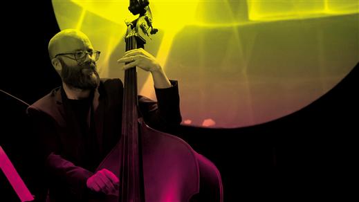 Bild för Umeå Jazzstudio: Dogwill och Rickard Sandström..., 2019-01-31, Studion, Umeå Folkets Hus
