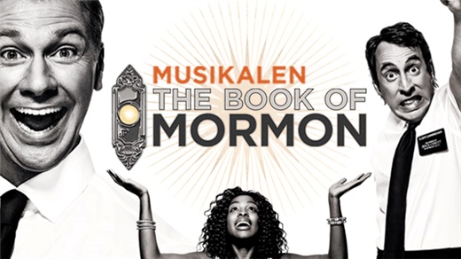 Bild för The Book of Mormon, 2017-10-20, China Teatern
