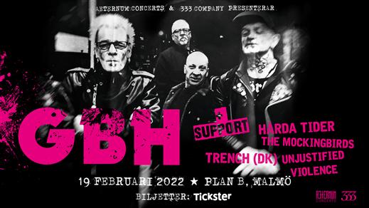 Bild för GBH / Hårda Tider / Trench + support, 2022-02-19, Plan B