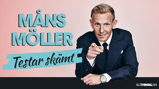 Bild för Måns Möller testar skämt, 2021-11-12, Jönköpings Teater