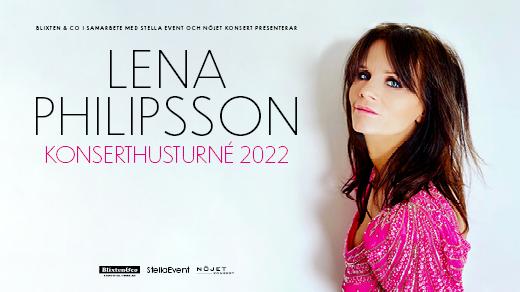 Bild för Lena Philipsson - Konserthusturné 2022, 2022-04-09, Conventum Kongress