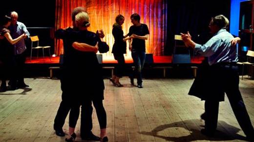 Bild för 171107 Milonga Musical, 2017-11-07, Stallet - Världens Musik