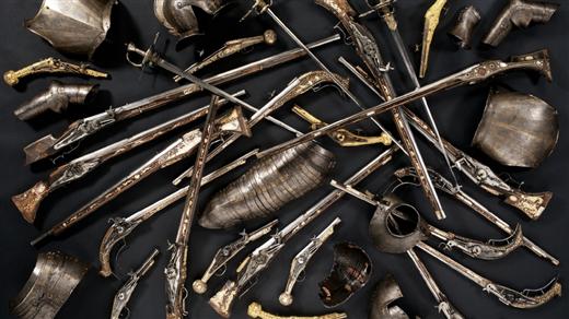 Bild för Nördkammaren-vapen och rustningar i populärkultur, 2020-09-24, Livrustkammaren