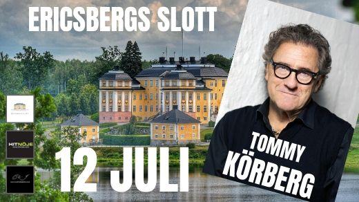 Bild för Tommy Körberg - Ericsbergs Slott - Katrineholm, 2020-07-12, Ericsbergs Slott