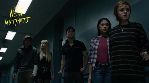 Bild för The New Mutants, 2020-10-04, Järpenbion