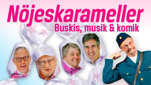 Bild för Nöjeskarameller, 2019-03-30, Pumpen