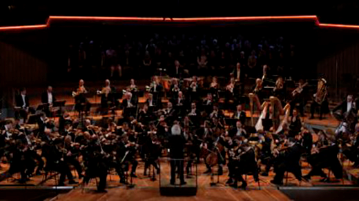 Bild för Nyårskonsert med Berlinfilharmonikerna, 2016-12-31, Metropolbiografen