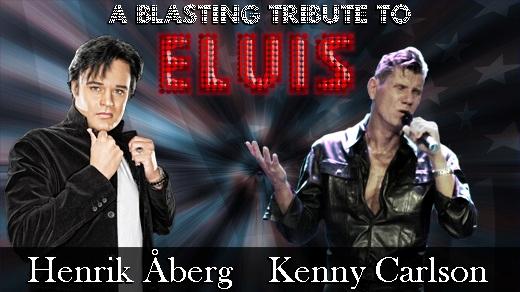 Bild för Elvis - A blasting tribute feat. Henrik Åberg, 2017-10-28, Hjalmar Bergman Teatern