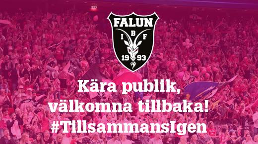 Bild för IBF Falun - Thorengruppen IBK, Svenska Cupen Dam, 2021-09-14, Guide Arena