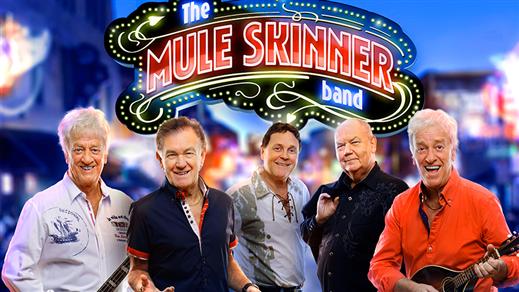 Bild för Mule Skinner Band Show med Towe Widerberg, 2020-04-25, Söderhamns Teater