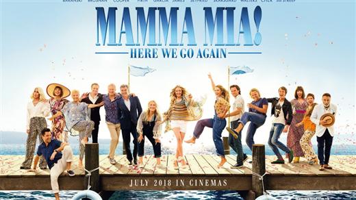 Bild för Mamma Mia! Here we go again, 2018-11-04, Biosalongen Folkets Hus
