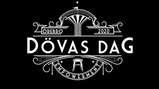 Bild för Dövas dag 2020, 2020-09-18, Dövas Förening i Örebro