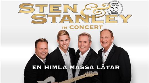 Bild för Sten & Stanley - En Himla Massa Låtar, 2016-10-09, Jönköpings Teater