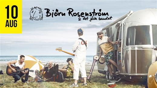 Bild för Björn Rosenström 10/8 Torp Före 22.00, 2019-08-10, Torp