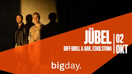 Bild för Bigday - Jubel - Eskilstuna ( Live ), 2019-10-02, BIFF, Eskilstuna