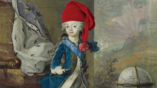 Bild för Jul med prins Gustav, 2019-12-15, Temavisningar