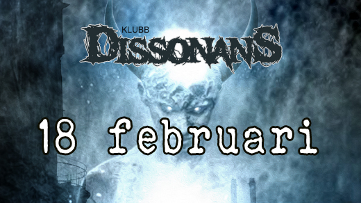 Bild för Misþyrming, Netherbird,Voodus @ Klubb Dissonans, 2022-02-18, Sofiehof Underjord