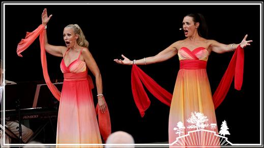 Bild för Divine - Best Of Opera | Parksnäckan, 2019-07-10, Parksnäckan, Stadsträdgården