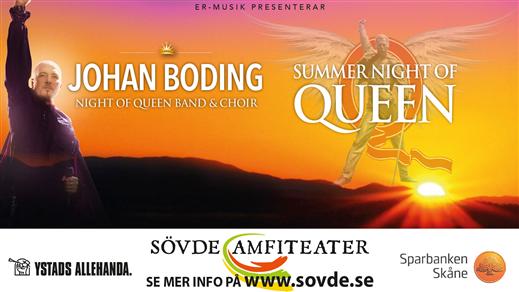 Bild för Sövde Amfiteater - Summer Night of Queen, 2019-07-25, Sövde Amfiteater