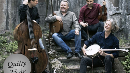 Bild för Quilty möter Kören Nota Bene i Irländsk folkmusik, 2018-09-21, Folkan Teater
