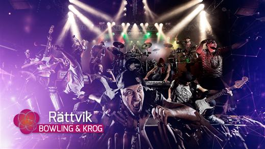 Bild för Hoffmaestro / Marknadsfredagen 2016, 2016-10-07, Rättvik Bowling&Krog