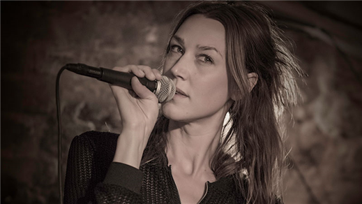 Bild för Cajsa Zerhouni Band, 2019-10-30, Bryggeriet, Kattastrand