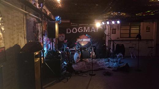 Bild för Halloweenfest med Dogman, 2017-11-04, Charles Dickens Pub & Restaurang