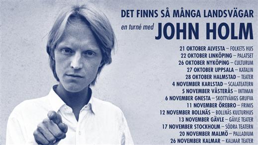 Bild för John Holm, 2021-11-11, Frimis Salonger Örebro