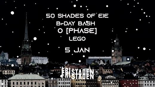 Bild för 50 shades of Eie, 2019-01-05, Slaktkyrkan