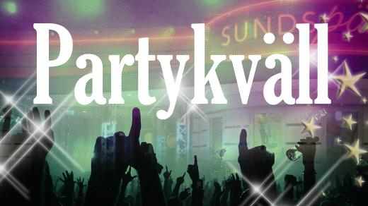 Bild för Partykväll 28/1, 2017-01-28, Sundspärlan