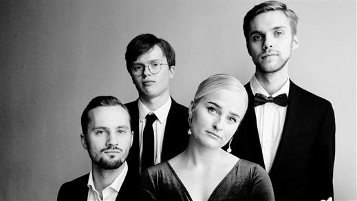 Bild för Parkettmusiken 2020 - Ellas Kapell, 2020-07-11, Varbergs Teater