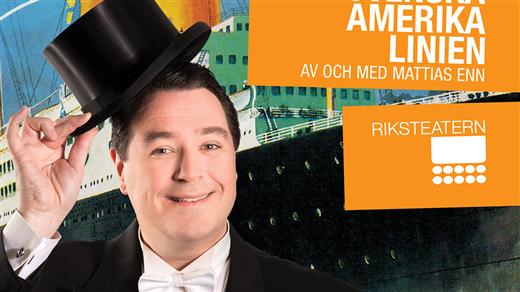 Bild för Svenska Amerika Linjen, 2016-10-30, Godsmagasinet i Ljungby