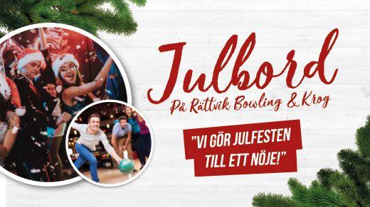 Bild för JULFEST / Rättvik Bowling & Krog, 2019-11-30, Rättvik Bowling&Krog