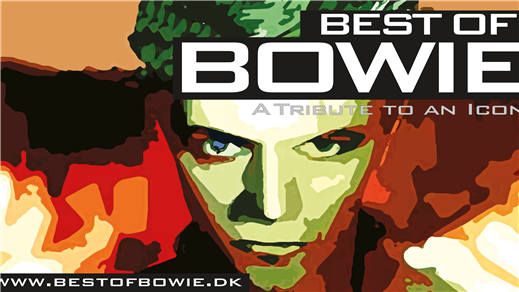 Bild för BEST OF BOWIE, 2019-02-23, The Tivoli