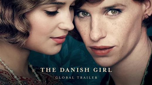 Bild för The Danish Girl, 2016-10-09, Bio Oskar