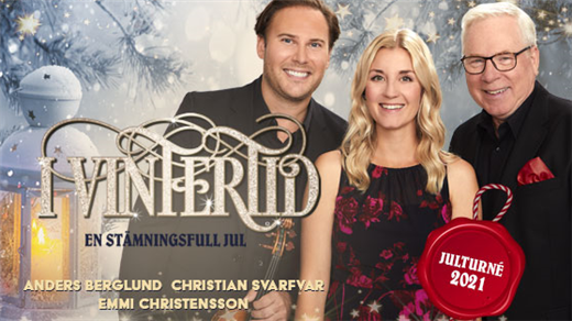 Bild för I Vintertid - en stämningsfull jul, 2021-12-06, Kungsäter kyrka