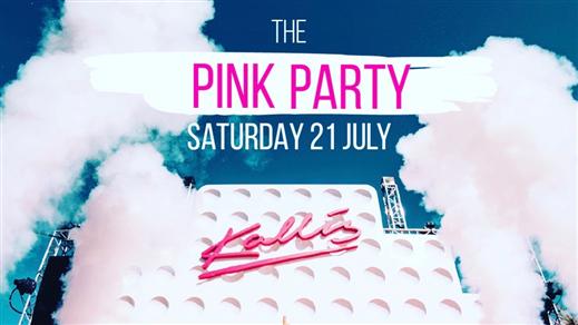 Bild för The Pink Party, 2018-07-21, Kallis