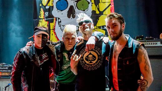 Bild för Troublemakers + Shuvit, 2018-12-15, Folk Å Rock