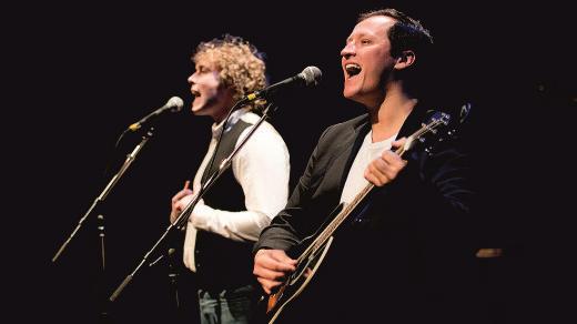 Bild för The Simon & Garfunkel Story, 2017-04-28, Jönköpings Konserthus Elmia
