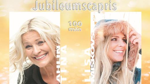 Bild för Jubileumscaprice - Lisa Miskovsky, Tina Ahlin +100, 2021-04-24, Idun