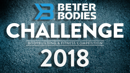 Bild för Better Bodies Challenge 2018, 2018-03-24, Folkets Hus Stockholm City Conference Center