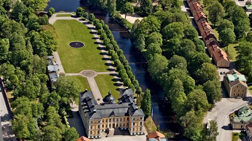 Bild för Slottsvisning 13.20, 2019-05-25, Finspångs slott