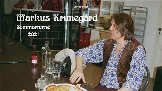 Bild för Markus Krunegård, 2021-08-13, Badhusparken