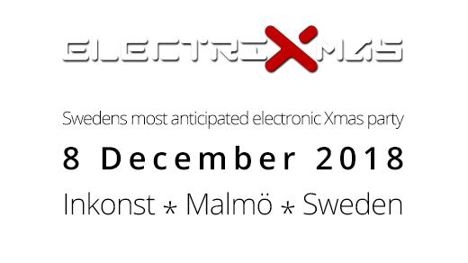 Bild för electriXmas 2018, 2018-12-08, Inkonst