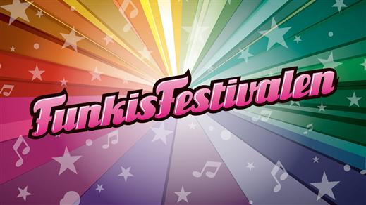 Bild för Funkisfestivalen 2019 –Riksfinal, 2019-08-26, Stockholm Waterfront Congress Centre