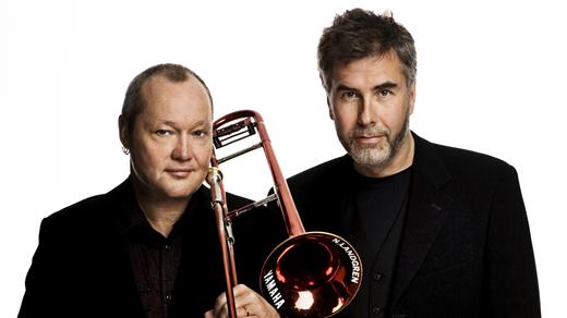 Bild för Chapter Two - Nils Landgren och Johan Norberg, 2020-09-12, Katalin, Uppsala